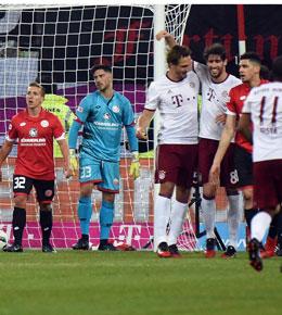 Antreiber Ribery: FC Bayern siegt beim Turnier in Düsseldorf   Bundesliga - kicker