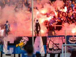 45.000 Euro! DFB sanktioniert HSV