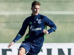 Schalkes Neumann ist ab Sommer ein Schanzer