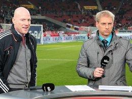 Sammer und Henkel präsentieren Bundesliga bei Eurosport