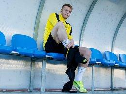 Reus ist bereit für Paderborn