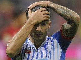 Hamad kehrt wohl nach Malmö zurück