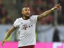 Vidal fehlt weiter - Martinez trainiert mit