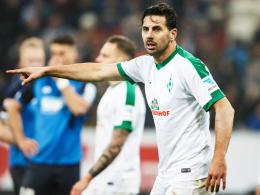 Pizarro zurück, Bangen um Sané