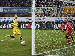 Reus meldet sich mit Tor zurück - Sorgen um Bender