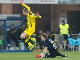 Sechs Wochen Pause für Dortmunds Bender?