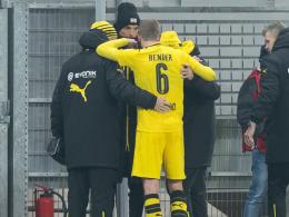 BVB bestätigt Diagnose: Bender erleidet Außenbandriss