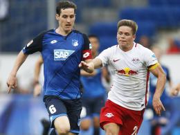 Leipzig gegen Hoffenheim - Wie geht's aus?