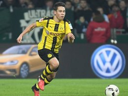Dortmund: Guerreiro sofort auf Temperatur