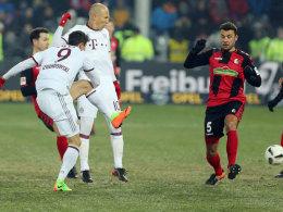 Lewandowski und sein genialer Moment