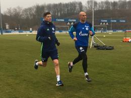 Huntelaar arbeitet im Eiltempo am Comeback