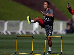 FC Bayern: Thiago legt wieder los