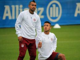 Thiago, Vidal und die Formfrage