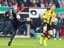 Nach Tritt gegen Reus: DFB sperrt Drobny für drei Spiele