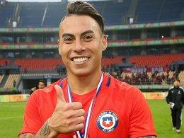 Vargas vor Absprung nach Mexiko
