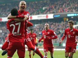 Bayern trotz historischem Sieg selbstkritisch