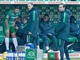 Werder bangt um Pizarro