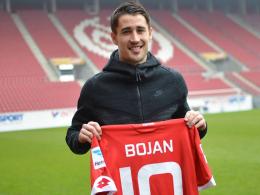 Bojan, der Unterschiedspieler