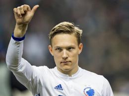 Augustinsson wechselt im Sommer nach Bremen