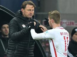 Werner erkrankt - Auch Hasenhüttl fehlte im Training