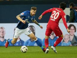 Schalke sorgt sich um Burgstaller
