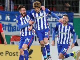 Hertha: Trainer Dardai bangt um ein Trio