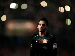 Calhanoglu-Seite schlug laut Trabzonspor Kompromiss aus