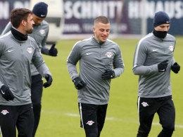 Leipzig fährt mit dem letzten Aufgebot nach Dortmund