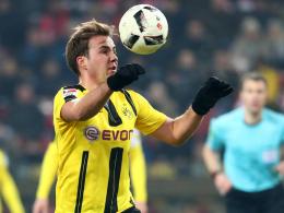Packt es Mario Götze in Dortmund noch?