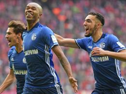 Schalke schöpft in München Mut