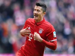 Lewandowski erneut Polens Fußballer des Jahres