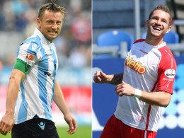 Umfrage: 1860 vs. Jahn - wer setzt sich in der Relegation durch?