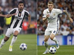 Umfrage: Wer gewinnt das Finale der Champions League?