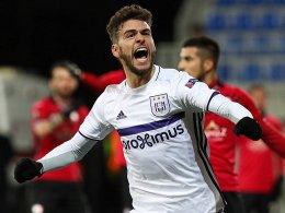 Massimo Bruno: Anderlecht oder Leipzig?