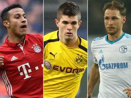 Umfrage: FCB, BVB, S04 - wer kommt im Europapokal weiter?