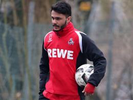 Bittencourt fehlt Köln mindestens sechs Wochen