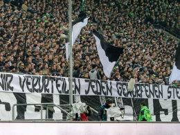 Ein Banner gegen RB fällt negativ auf - DFB ermittelt
