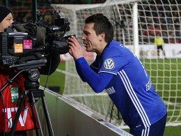 Über 2017 hinaus: Schalke hält an Konoplyanka fest