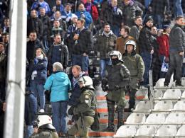 Polizei und Schalke appellieren: Bitte nicht provozieren