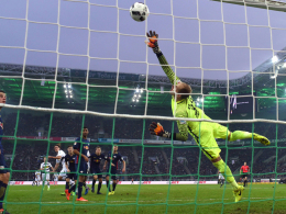 Gulacsi will auch in Zukunft Leipzigs Nummer eins sein