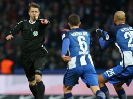 Drei Gründe: DFB ermittelt auch gegen Hertha BSC
