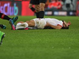 Der Rücken schmerzt: Bobadilla pausiert