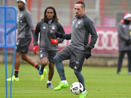 Ribery: Das Comeback naht