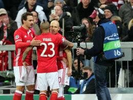 FC Bayern startet eigenen TV-Sender