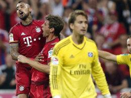 HSV gegen Bayern - oder: Die Zahlen des Schreckens