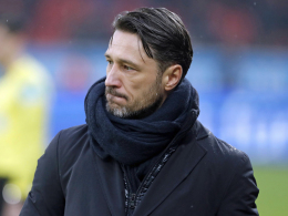 Kovac bleibt keine Zeit für Romantik