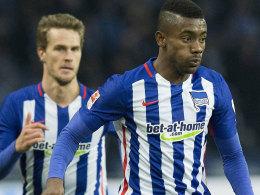 Kalou und Langkamp bei Hertha im Kader