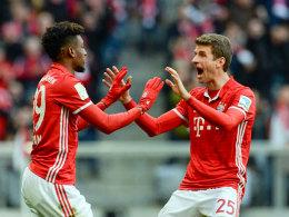 Nach der Gala: Ancelottis Sonderlob für Müller
