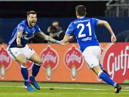 LIVE! Passives Schalke führt - TSG schnuppert am Tor