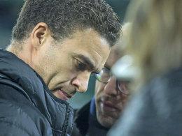 Alles klar: Ismael muss in Wolfsburg gehen